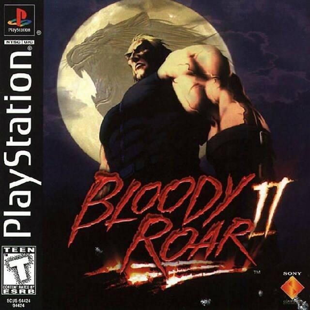 Blood Jaguars: Bloody Roar 2 Sony Playstation