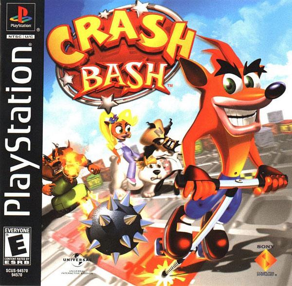 Image result for crash bash