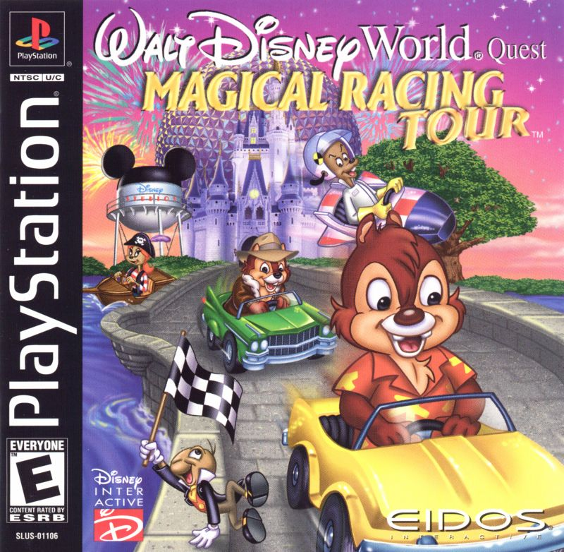 Disney Games For Ps3 : Disney magical racing tour sony playstation