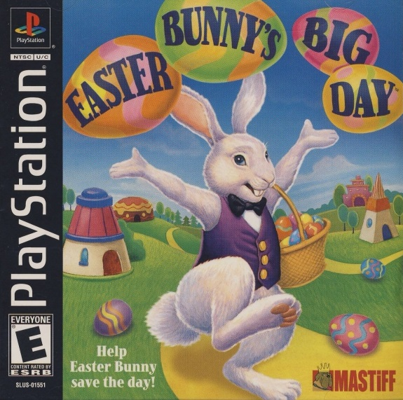 Easter Bunnys Big Day Sony Playstation