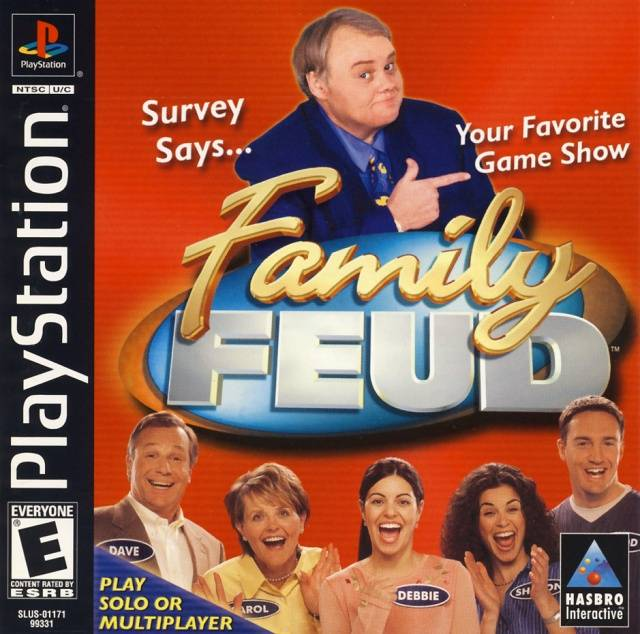 Family Games For Ps3 : Family feud sony playstation
