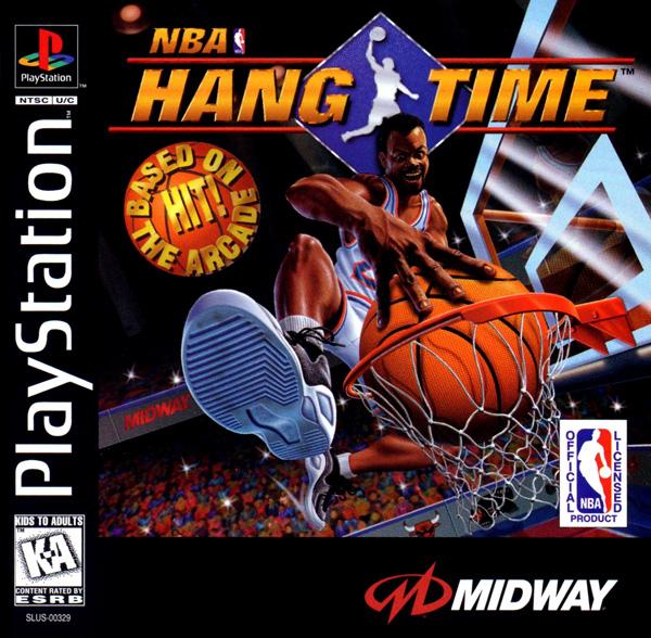 Nba Hang Time Sony Playstation