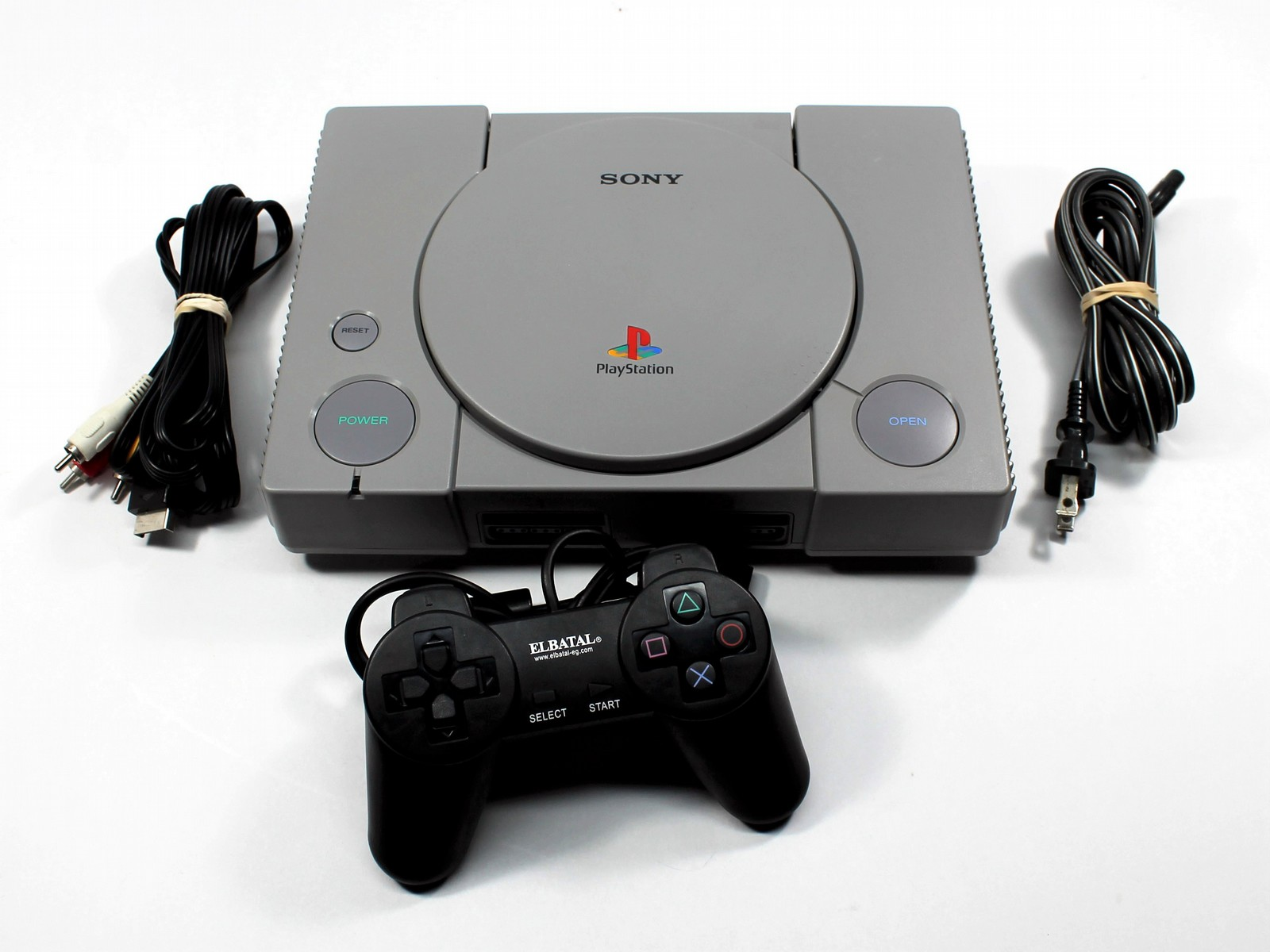 Original Sony Playstation System - Discounted PS1 Console