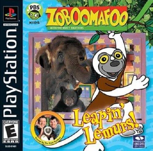 Zoboomafoo Game Zoboomafoo Sony...
