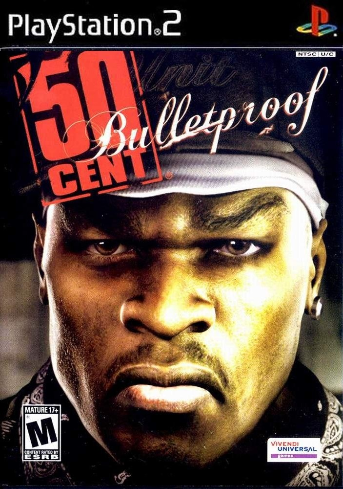 Genesis For Sale >> 50 Cent Bulletproof Sony Playstation 2 Game