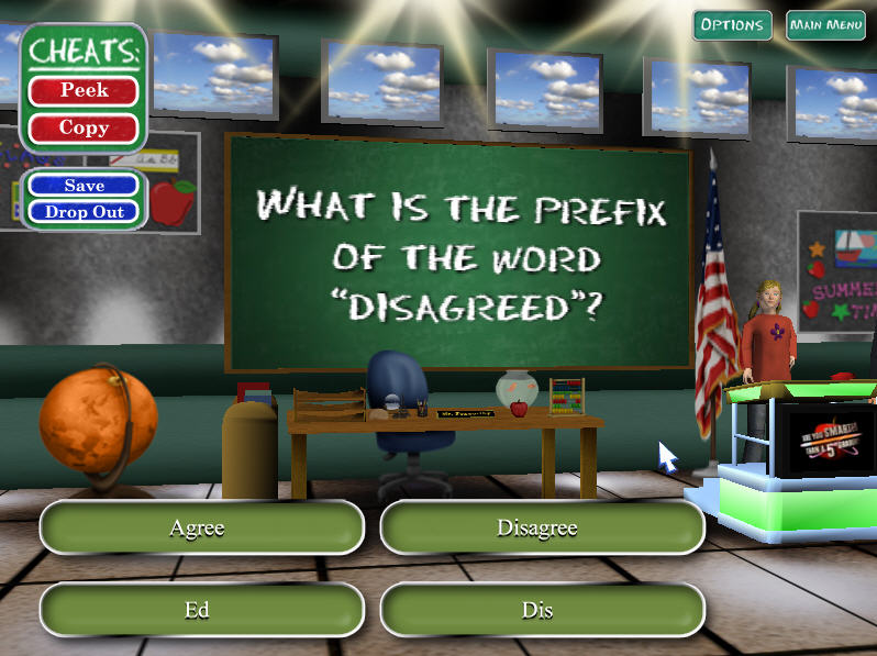 Are You Smarter Than A 5th Grader Make The Grade Sony Playstation 2