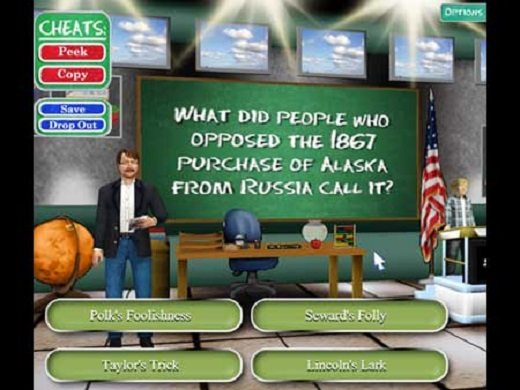 are you smarter than a 5th grader? make the grade sony playstation, Modern powerpoint