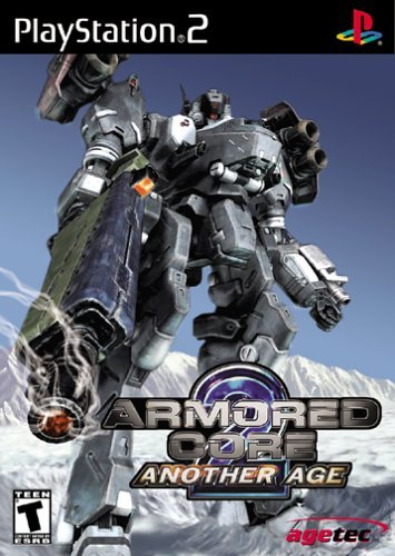 Armored Core 2 Another Age Sony Playstation 2 Game