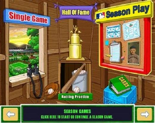 Backyard Baseball Sony Playstation 2 Game