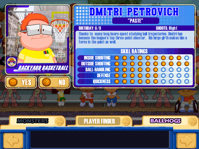Superieur Backyard Basketball Image 3