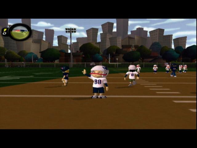 backyard football 39 10 sony playstation 2 game