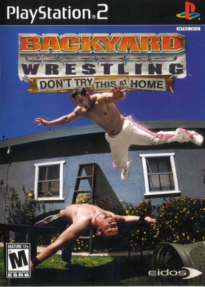 Backyard Wrestling Ps2 Game