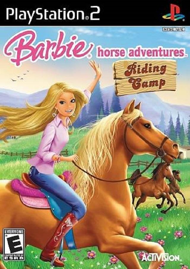 Barbie Horse Adventures - Wild Horse Rescue (part 7 ...