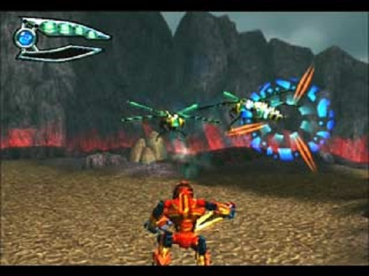 Bionicle Sony Playstation 2 Game
