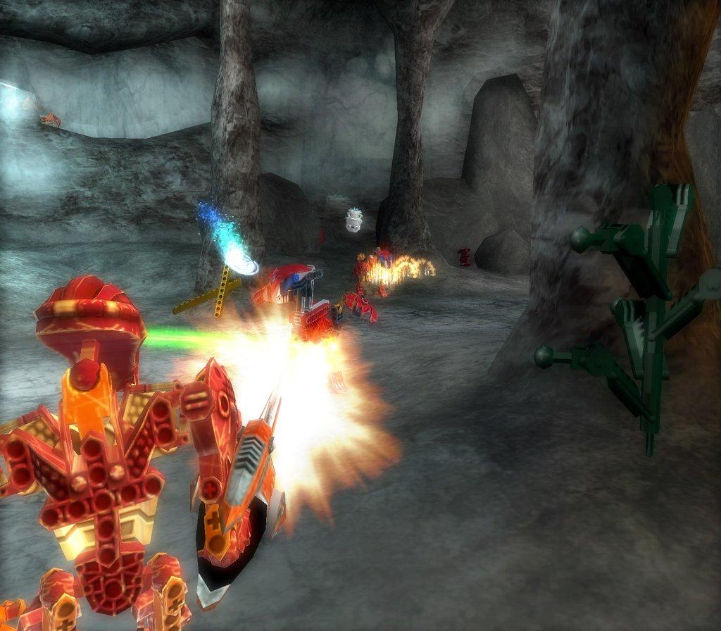 bionicle heroes wii