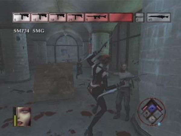 Bloodrayne Sony Playstation 2 Game