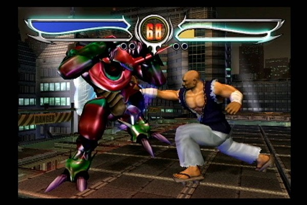bloody roar 4 ps3