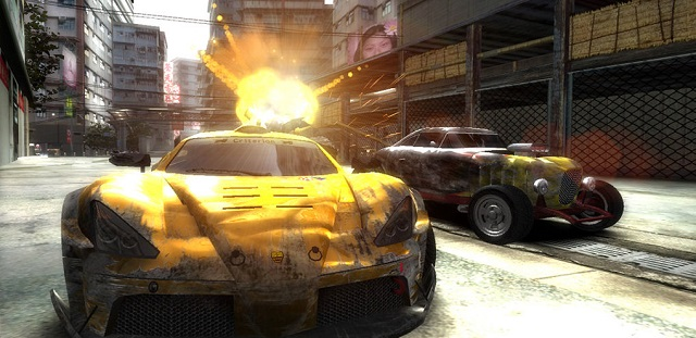 Burnout 2 Ps2 – HD Wallpapers