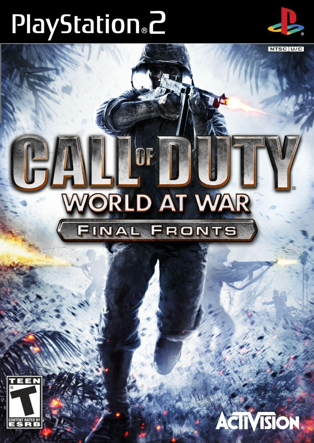 Call of Duty World at War PS3 - Gudang Game