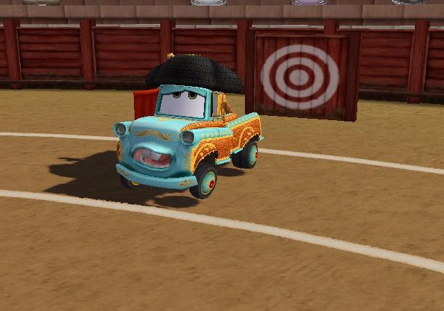 Cars Race O Rama Sony Playstation Game