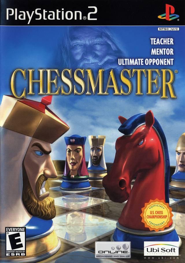 Chessmaster Sony Playstation 2 Game