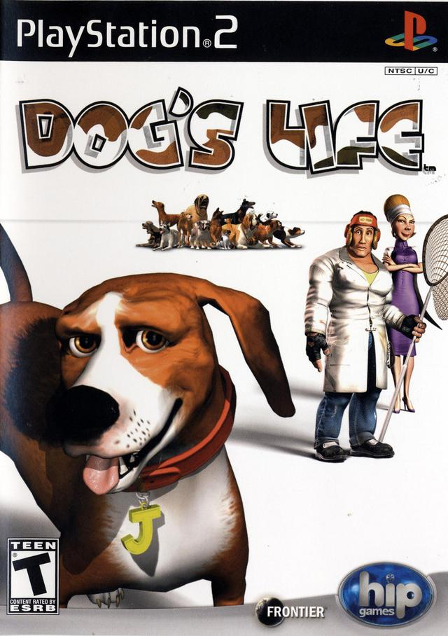 dogs life sony playstation 2 game