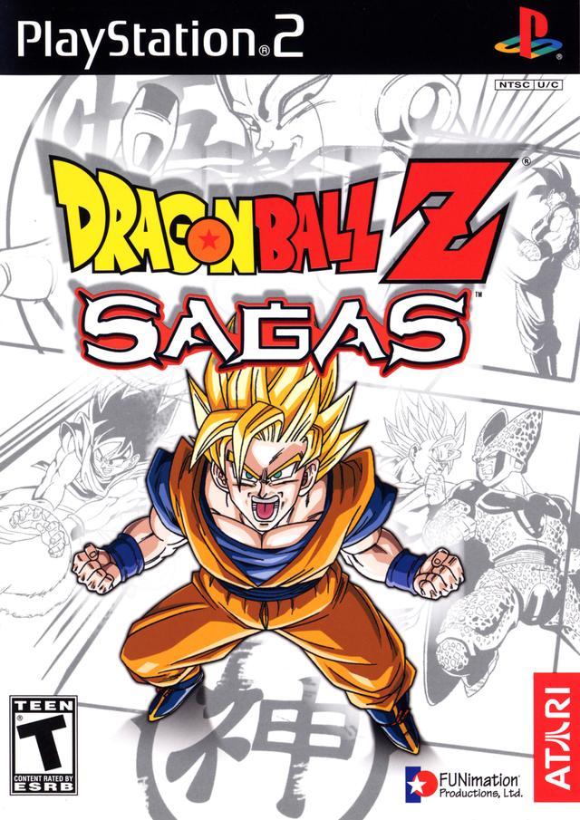 Dragonball Z Saga