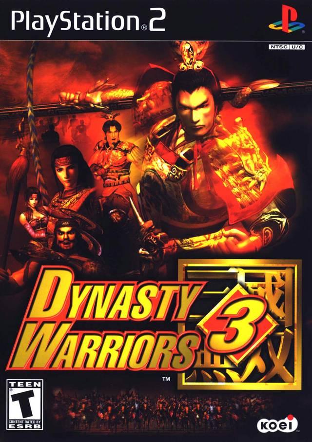 Dynasty Warriors 3 Sony Playstation 2 Game