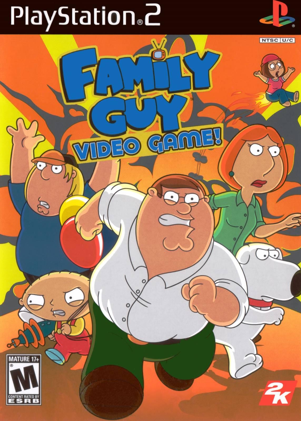 Family Guy Game