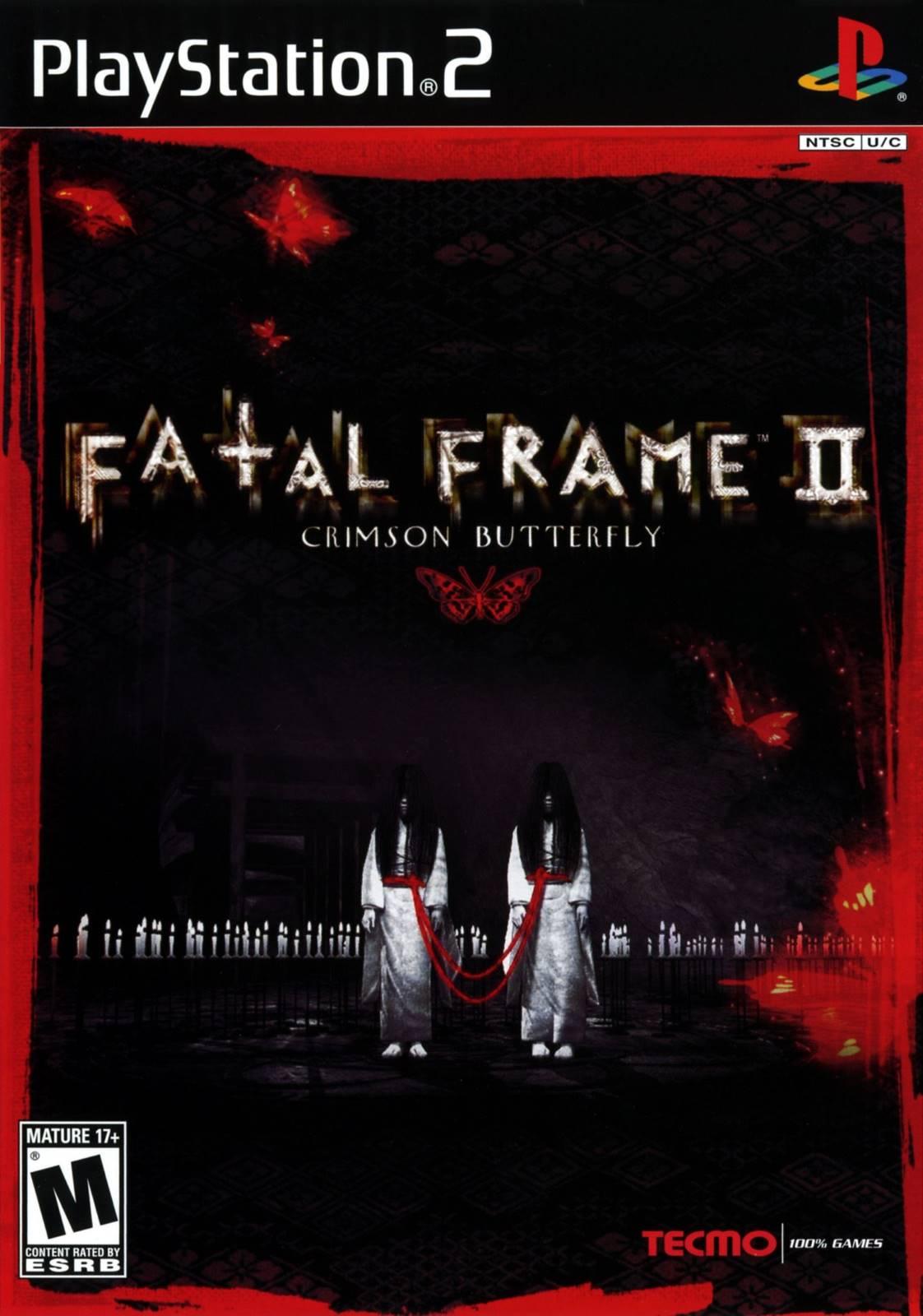 Fatal Frame 2 Sony Playstation 2 Game