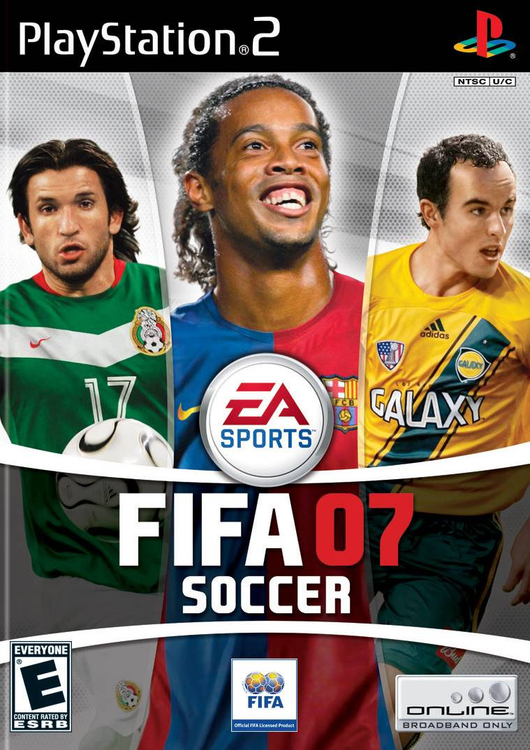 تنزيل لعبة fifa 2007 كاملة برابط واحد