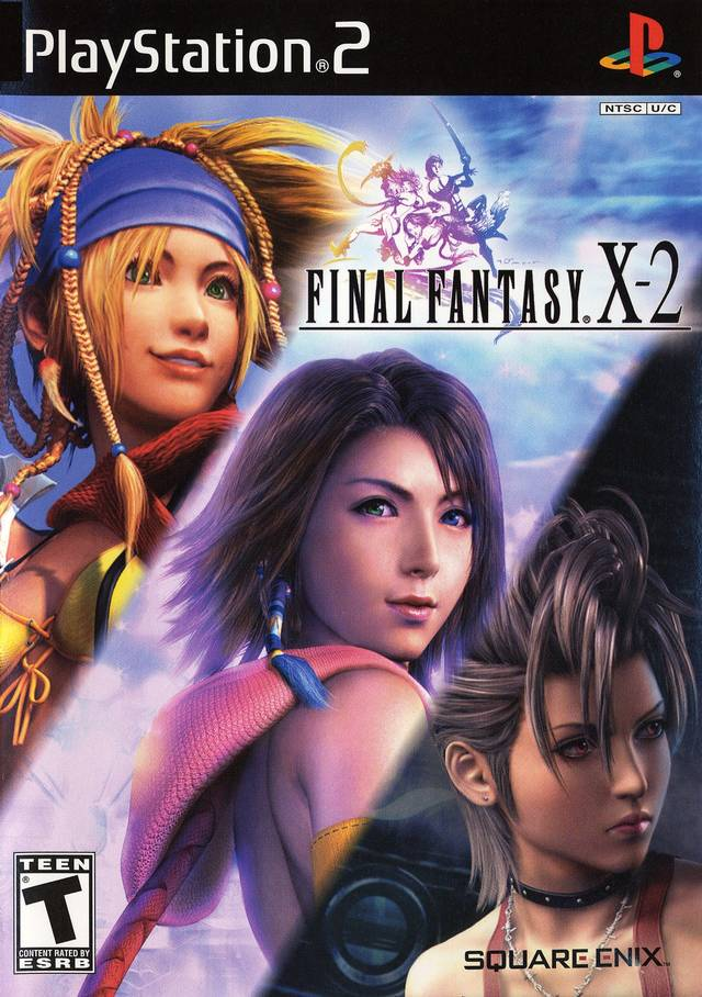 final fantasy x 2 playstation 2 game. Black Bedroom Furniture Sets. Home Design Ideas