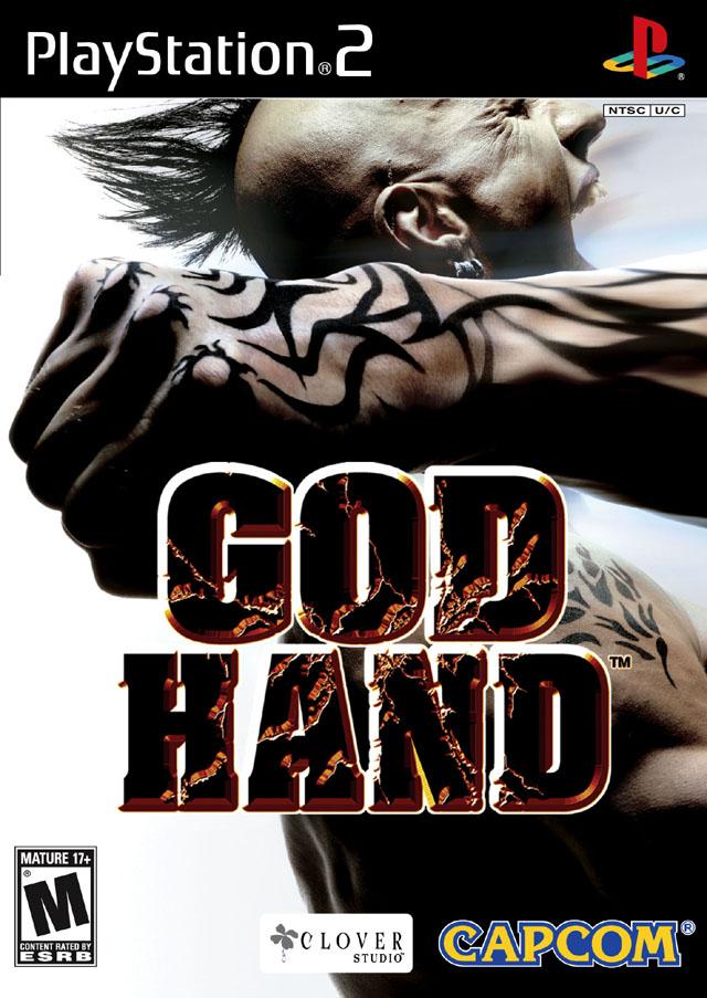 God Hand Sony Playstation 2 Game