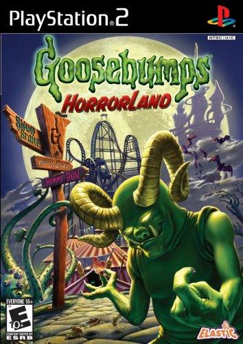 Goosebumps HorrorLand Sony Playstation 2 Game
