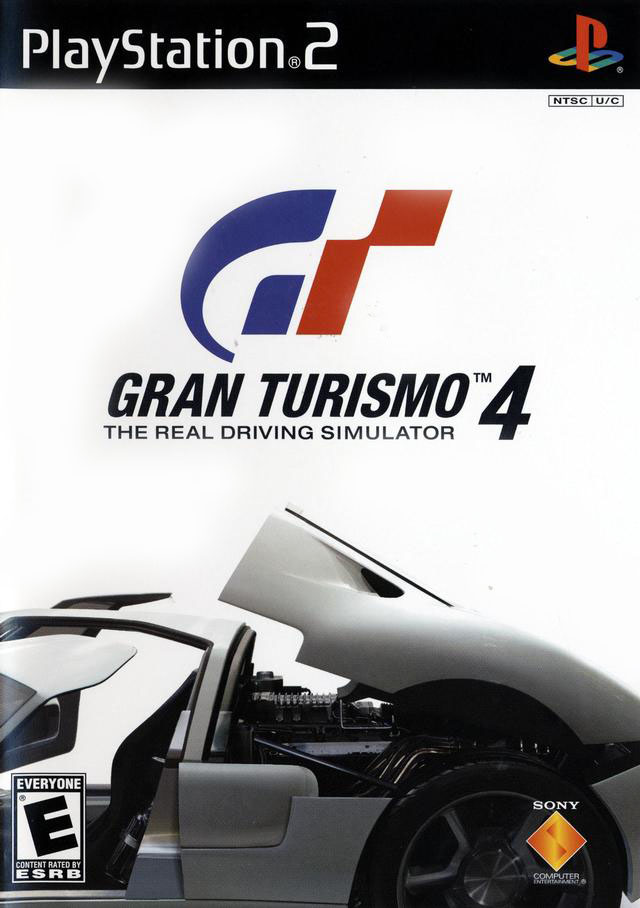 gran turismo 4 sony playstation 2 game. Black Bedroom Furniture Sets. Home Design Ideas
