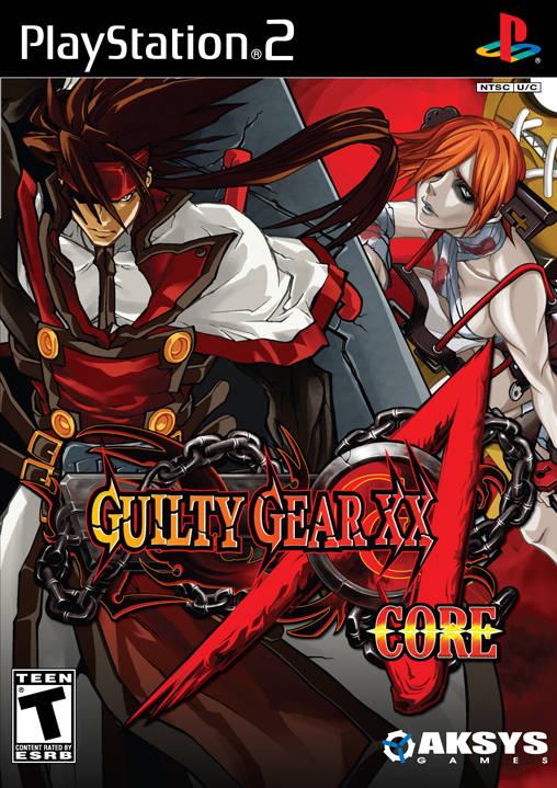 Guilty Gear Xx Accent Core Hentai