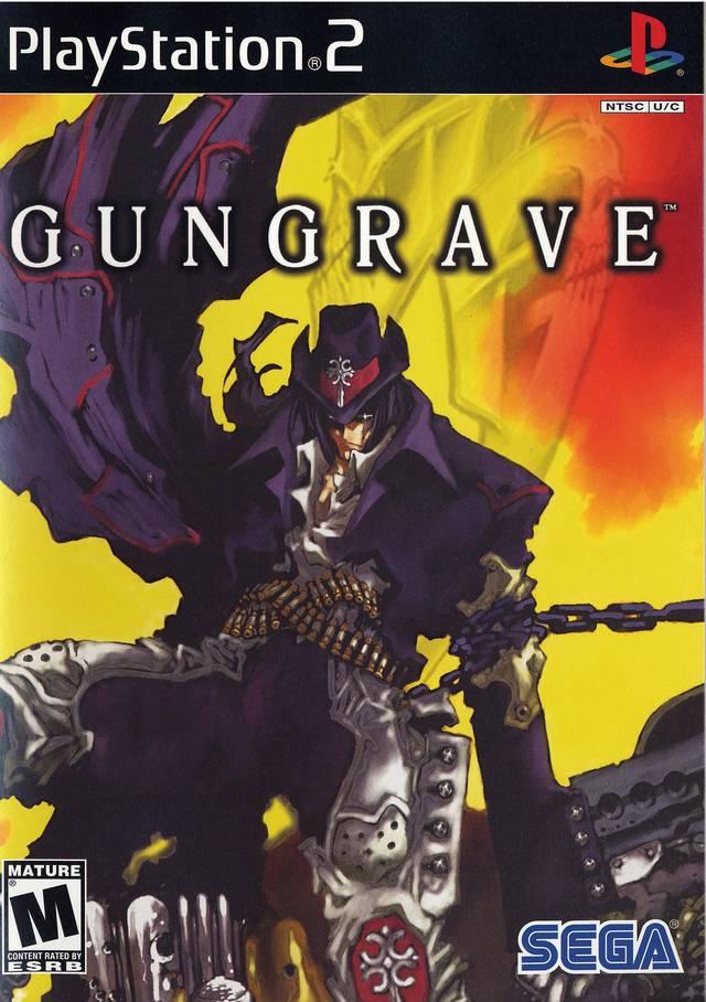 Gungrave Sony Playstation 2 Game