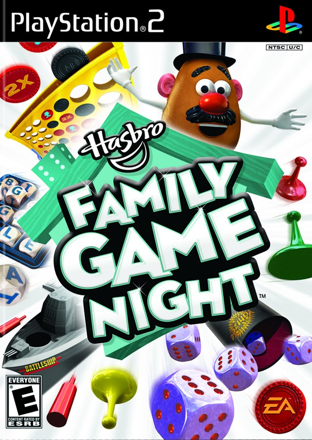 Family Games For Ps3 : Hasbro family game night sony playstation