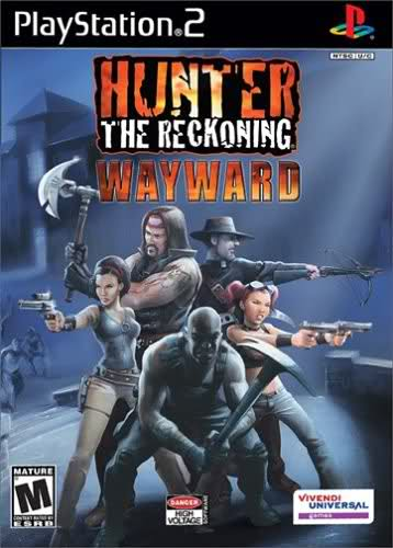 Hunter the Reckoning Sony Playstation 2 Game