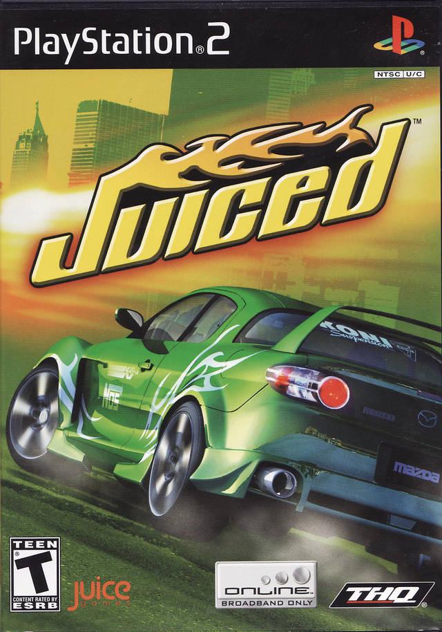 Xbox Car Racing Games