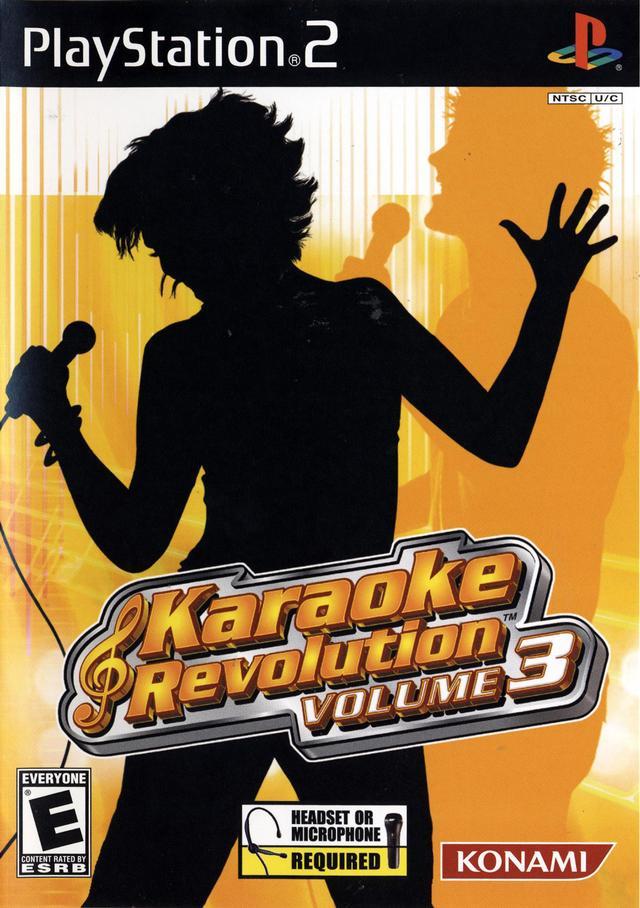 karaoke game playstation 2