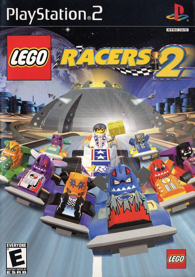 Lego Games For Ps3 : Lego racers sony playstation game