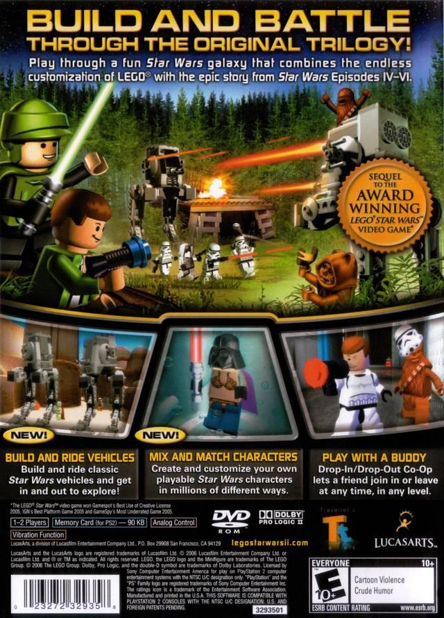 LEGO Star Wars 2 Original Trilogy Image