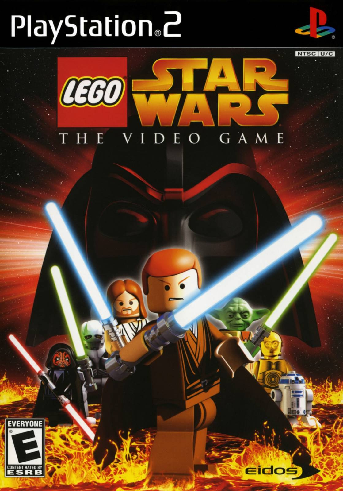 Lego Games For Ps3 : Lego star wars sony playstation game
