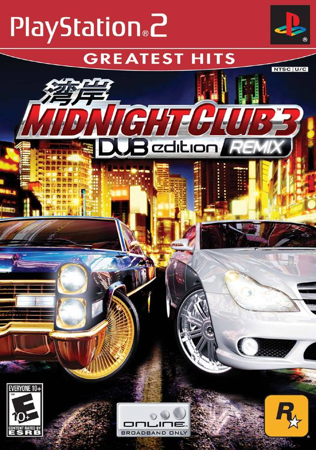 Image result for midnight club dub edition remix