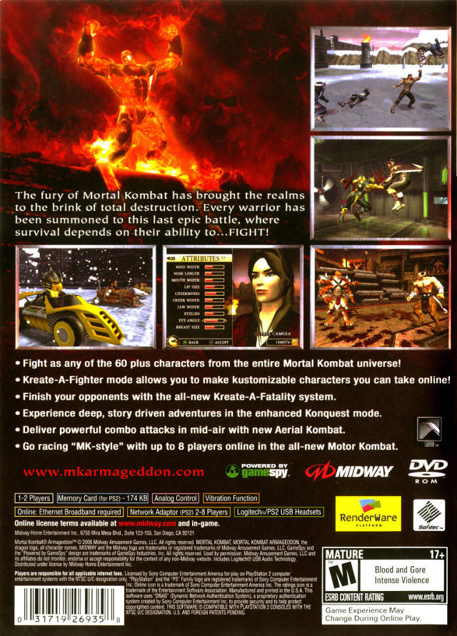 Top 10 Mortal Kombat Games - YouTube