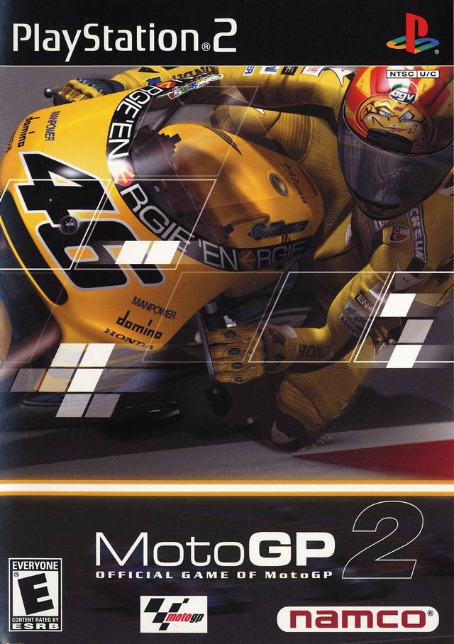 Moto GP 2 Sony Playstation 2 Game