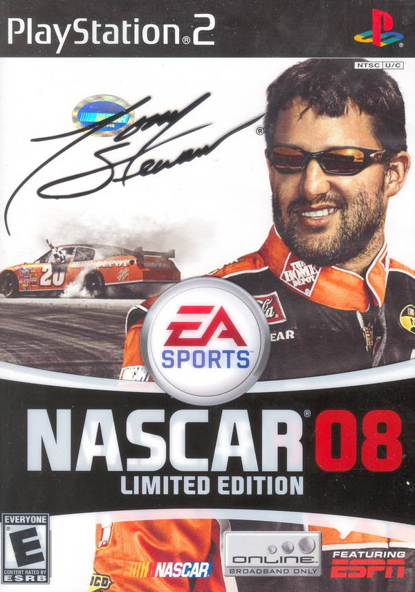 NASCAR 08 (Limited Edition) Sony Playstation 2 Game