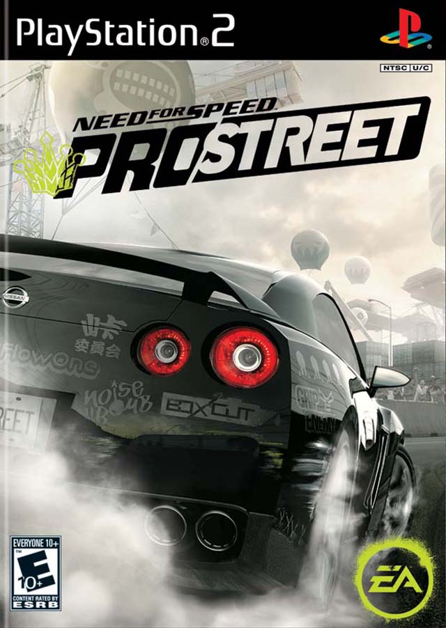 Need For Speed Prostreet Sony Playstation 2 Game