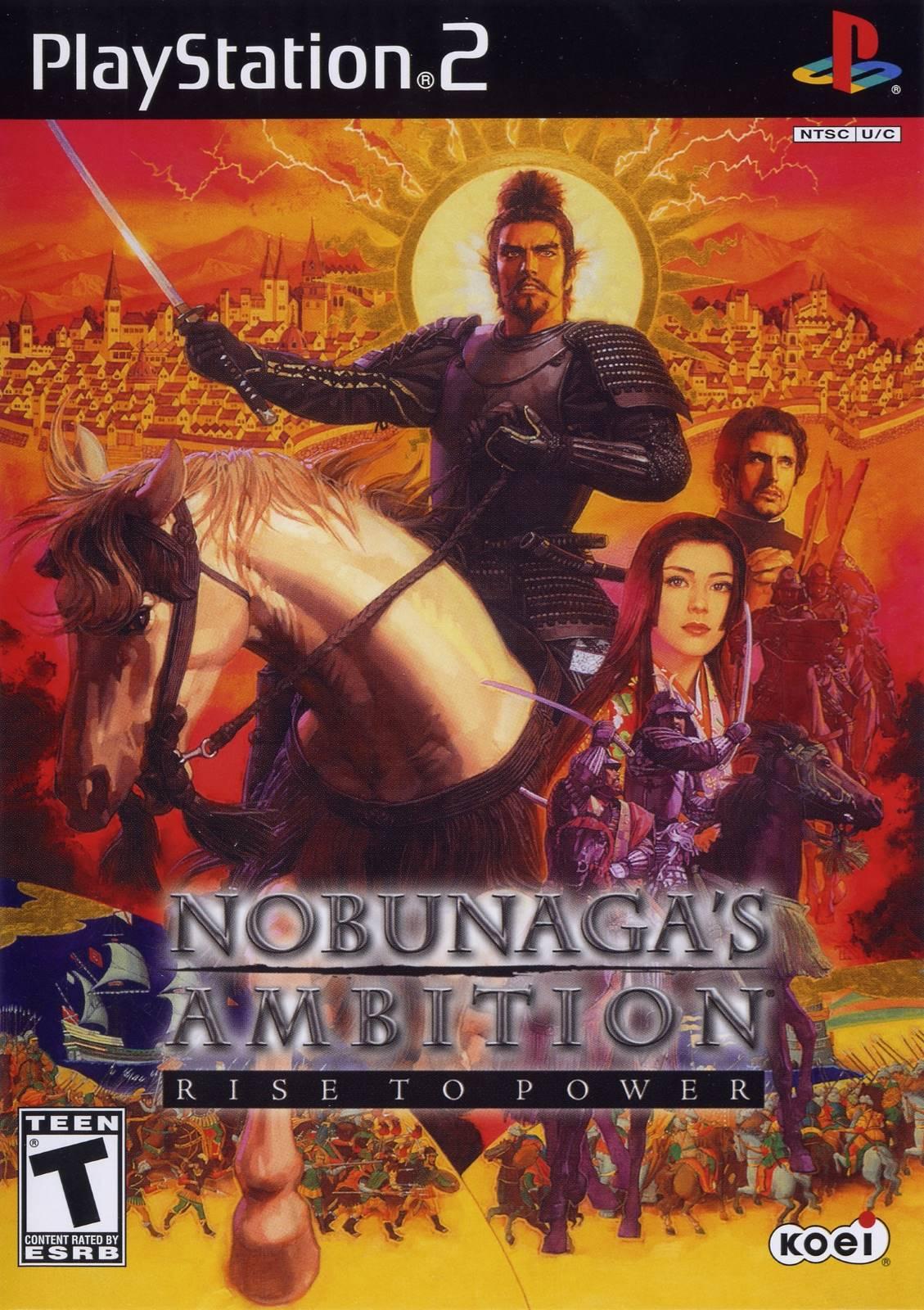 Nobunaga Ambition: Rise To Power (USA) ISO PS2 - NostalgiaLand